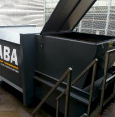 HABA combi-perscontainer