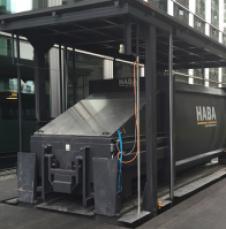 HABA-MEGA ondergrondseperscontainer