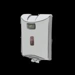 Depot-box lege batterijen