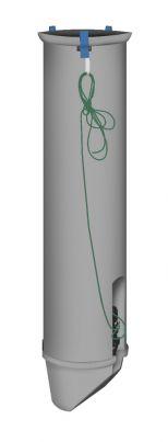 Biosystem 500 liter Molok®Classic 0,8 m3